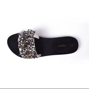 COPY - beaded sandals